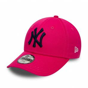 Casquette New Era New York Yankees 9forty Rose Enfant