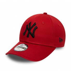 Casquette New Era New York Yankees 9forty Rouge Enfant