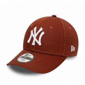 Casquette New Era New York Yankees 9forty Brown Enfant
