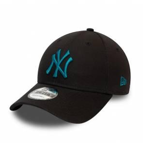 Casquette New Era New York Yankees 9forty Noir / Bleu