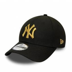 Casquette New Era New York Yankees 9forty Noir / Or