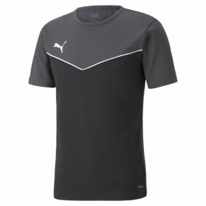 T-shirt Puma Rise Jersey Gris / Noir