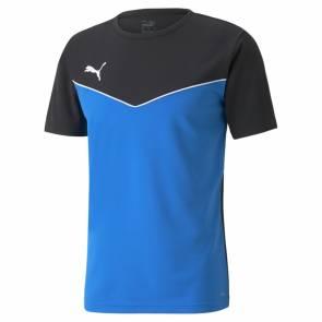 T-shirt Puma Rise Jersey Bleu / Noir