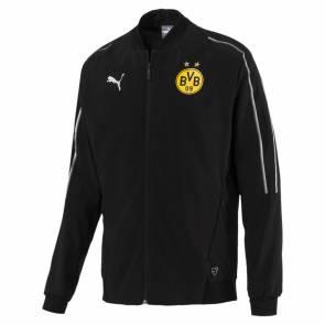 Veste Puma Borussia Dortmund 2018-19 Noir