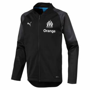 Veste Puma Om Poly 2018-19 Noir Junior