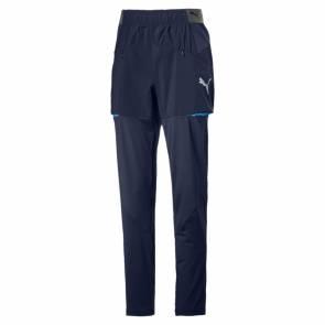 Pantalon Puma Om Pro Pant 2018-19 Bleu Junior