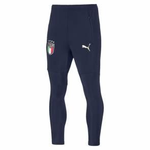 Pantalon Puma Italie Training Vert