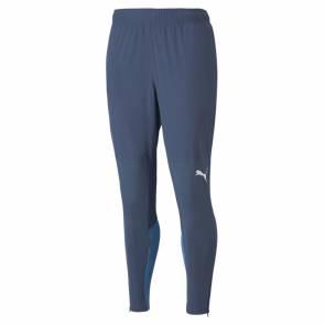 Pantalon Puma Om Training 2021-22 Bleu