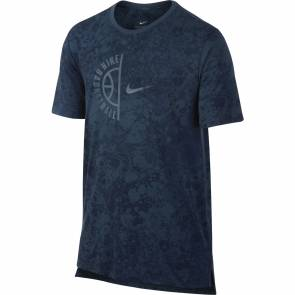 T-shirt Nike Swoosh Arch Space Blue