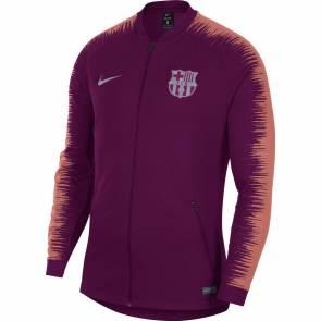 Veste Nike Barcelone Anthem 2018-19 Deep Maroon