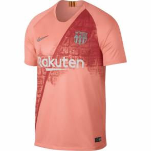 Maillot Nike Barcelone Third 2018-19 Rose