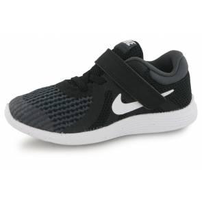 Nike Revolution 4 Bebe Noir / Blanc