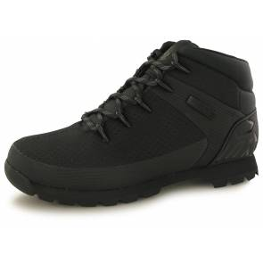 Boots Timberland Euro Sprint Fabric Wp Black Knit