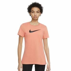 T-shirt Nike Dri-fit Orange Femme