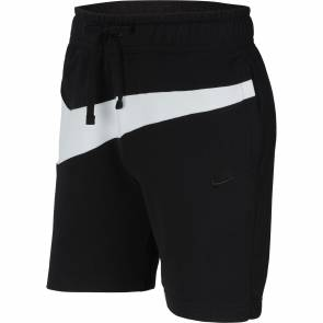 Short Nike Nk Hbr French Terry Noir / Blanc