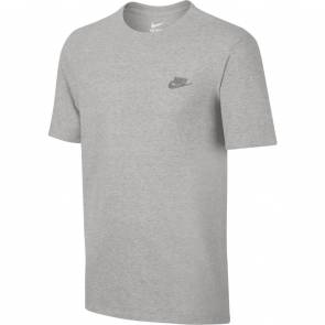 T-shirt Nike Nsw Club Gris
