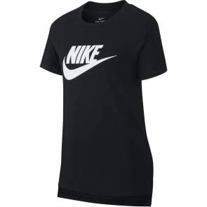 T-shirt Nike Sportswear Noir Fille