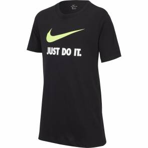 T-shirt Nike Sportswear Noir Junior