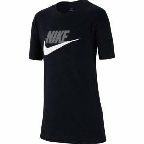 T-shirt Nike Sportswear Noir Enfant