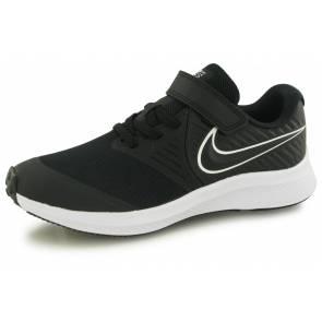 Nike Star Runner Noir / Blanc Enfant