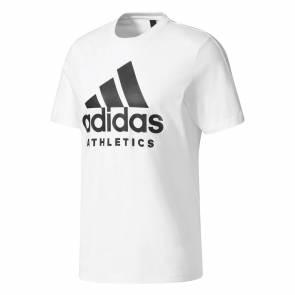 T-shirt Adidas Sid Branded White