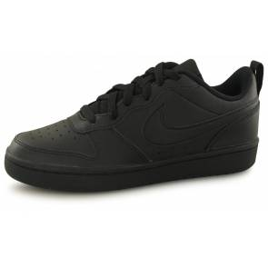 Nike Court Borough Low Noir Junior