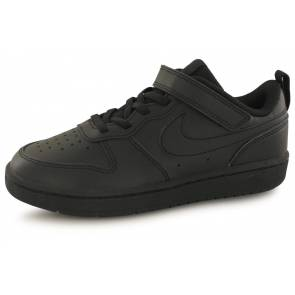 Nike Court Borough Noir Enfant