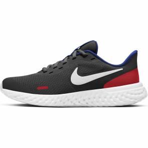 Nike Revolution 5 Noir / Rouge Enfant