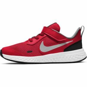 Nike Revolution 5 V Rouge Enfant