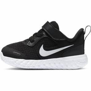 Nike Revolution 5 Noir / Blanc Bebe