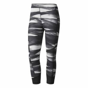 Collants 3/4 Adidas Techfit Tig Noir / Blanc / Print