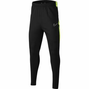Pantalon Nike Therma Academy Noir / Jaune Enfant