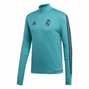 Training top Adidas Real Madrid Vert / Noir