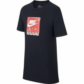 T-shirt Nike Sportswear Noir Junior