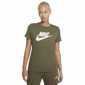 T-shirt Nike Sportswear Essential Vert Femme