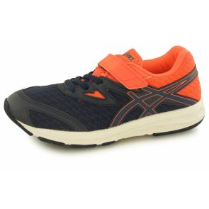 Asics Amplica Indigo Blue / Flash Junior
