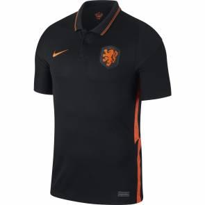 Maillot Nike Pays-bas Exterieur Noir