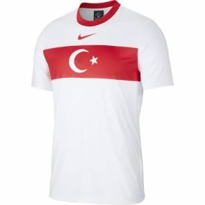 Maillot Nike Turquie Domicile Blanc