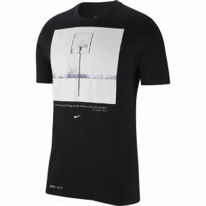 T-shirt Nike Dri-fit Noir