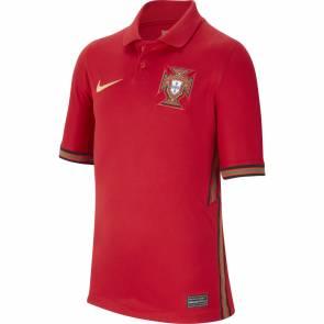 Maillot Nike Portugal Domicile Rouge Enfant