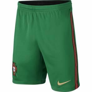 Short Nike Portugal Domicile Vert Enfant