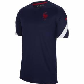 Maillot Nike France Strike Bleu