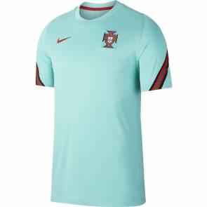 Maillot Nike Portugal Strike Bleu Vert