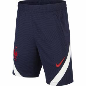Short Nike France Strike Bleu Enfant
