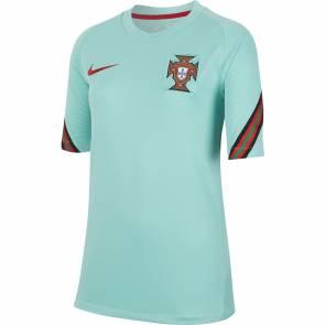 Maillot Nike Portugal Strike Bleu Vert Enfant