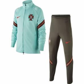 Survêtement Nike Portugal Strike Bleu Vert / Sequoia Enfant