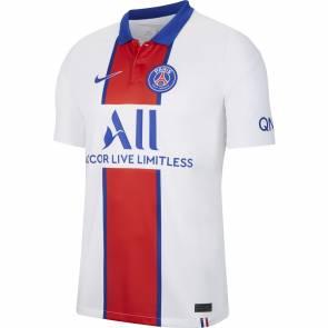 Maillot Nike Psg Exterieur 2020-21 Blanc