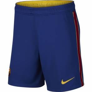 Short Nike Barcelone Domicile 2020-21 Bleu