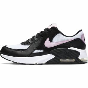 Nike Air Max Excee Noir / Blanc / Rose Fille
