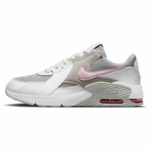 Nike Air Max Excee Blanc / Rose Fille